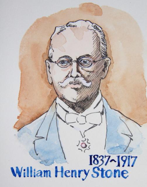 電信事業の父、ウィリアム・スト...